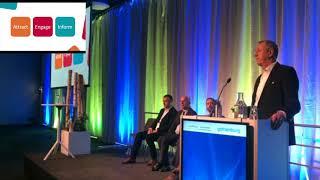 Associations World Congress & Expo - Attract Engage Inform - Mark Jones Speech Speech