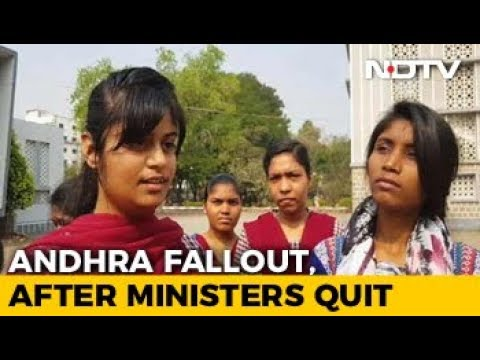 Andhra Students On Why Nothing Less Than 'Special Status' Is Acceptable To Them