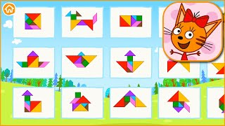 Kid-E-Cats ❤- Educational games | Android GAMES FOR KIDS | AnyGameplay