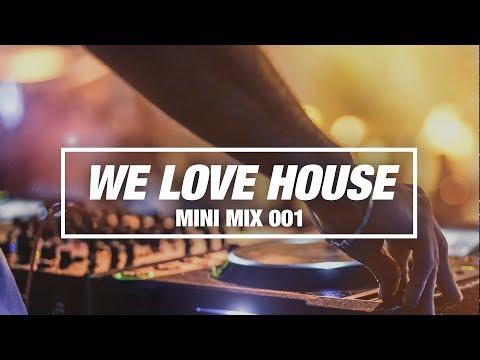 We Love House (Mini Mix 001) - Armada Music