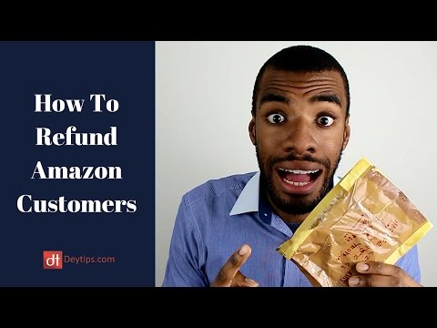 How To Refund Orders On Amazon Quickly And Easily