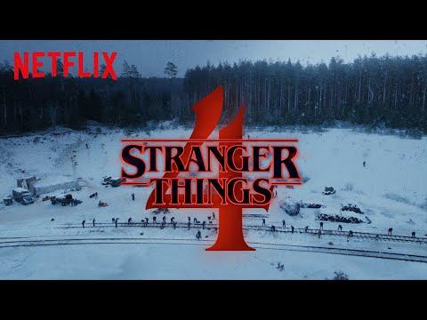 Stranger Things 4 : Bons Baisers De Russie   Teaser   Netflix France