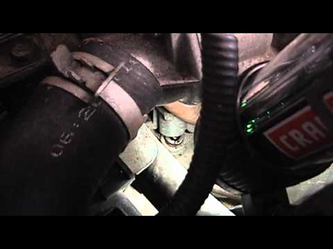 How to replace a Vehicle Speed Sensor (VSS)  YouTube