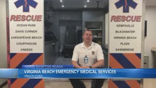 Hiring Hampton Roads: Virginia Beach EMS