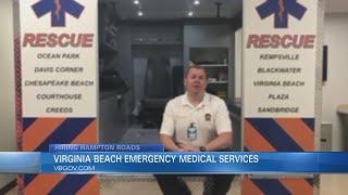 Hiring Hampton Roads: Virginia Beach EMS