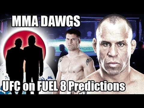 UFC on Fuel TV 8 JAPAN RECAP : Live Post Fight Results w/ MMA Dawgs!