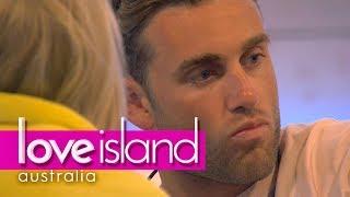 Cassidy breaks up with Josh | Love Island Australia 2018