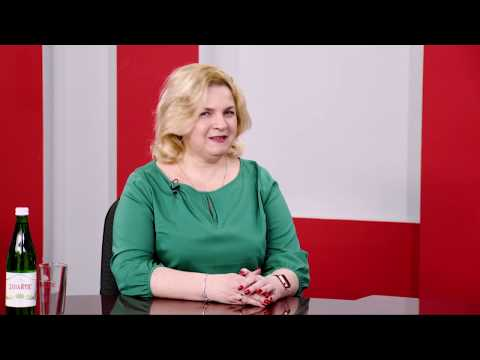 Актуальне інтерв'ю. Оксана Марусин. Роль щитоподібної залози в організмі людини
