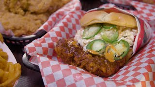 Chicago's Best Hot & Spicy: Big Boss Spicy Fried Chicken