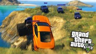 "GTA Online: New ""SUMO"" Adversary Mode - Surprisingly Fun! (GTA 5 Sumo Adversary Mode)"