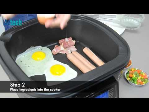8-in-1 Multi-Function Cooker   MF801C