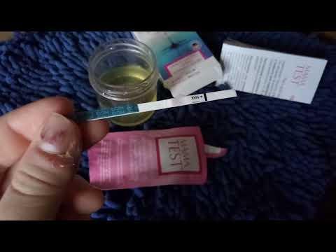 Тест на беременность! Досмотреть до конца