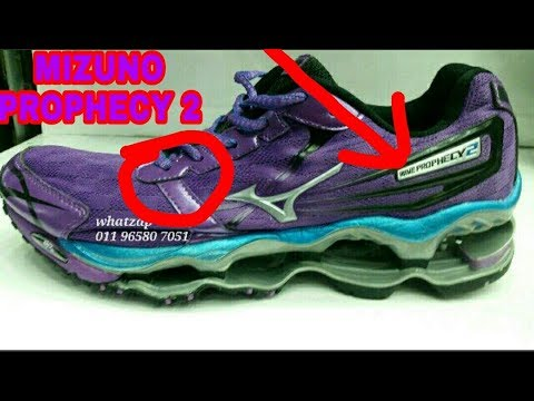 tenis mizuno wave prophecy 4 mlb