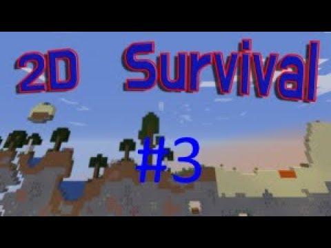 THE NETHER HAS A SECRET!!!!   2D Survival #3 [FINAL]  
