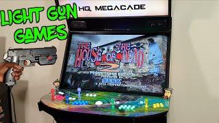 "Light Gun Games on ""HQ Megacade"" - Extreme Home Arcades"