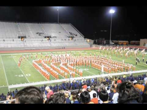 Longhorn Band - Deep in The Heart of Texas