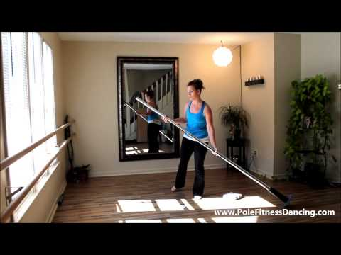 Pro-Fit Portable Home Pole Dancing Kit Review - VERSUS - Other Types of Pole Dancing Poles!!