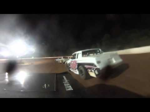 Blackjack Racing #92 Wayne Plunket Pure Stock Feature May 2, 2015 at Northwest Florida Spe