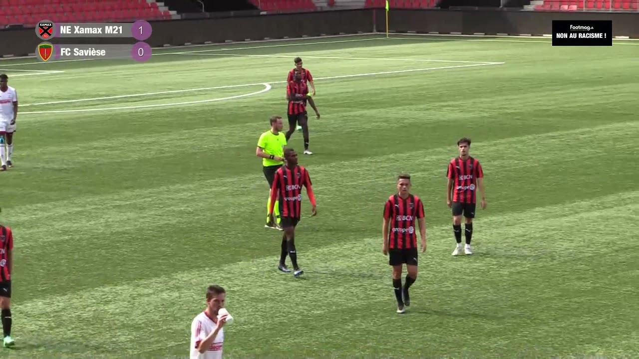Download Neuchâtel Xamax M21 VS  FC Savièse