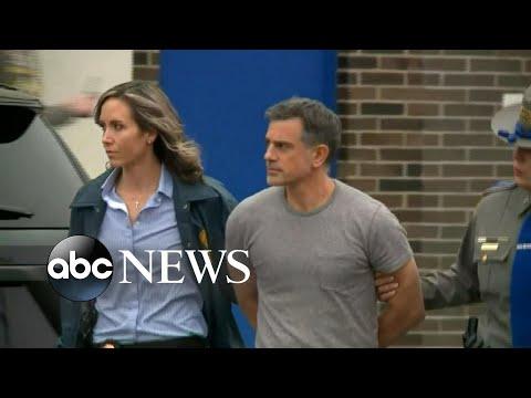 Estranged husband arrested