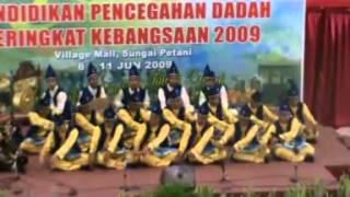 Video Johan Dikir Barat Anti Dadah Kebangsaan 2009 - Kelantan [1 2] download MP3, 3GP, MP4, WEBM, AVI, FLV Juli 2018