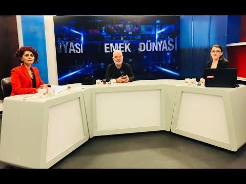 Emek Dünyası- 01 Kasım 2018-  Ali Tezel- Gönül Özüpak- Deniz Bilici- Ulusal Kanal (EYT)