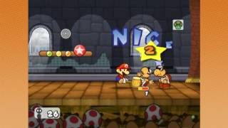 mario maker stages