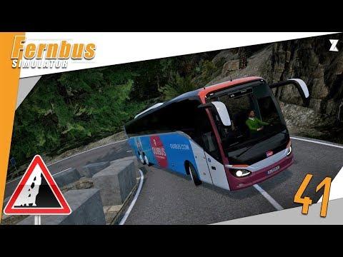 🚍 Fernbus Coach Simulator | DLC Suisse & Autriche - Setra S519HD - La fameuse route !