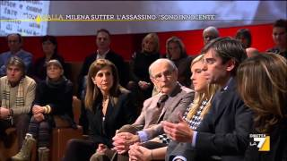 Linea Gialla - Esclusivo: telefonata in diretta di Raffaele Sollecito (Puntata del 12/11/2013)