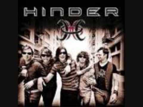hinder-lips of an angel (OFFICIAL VIDEO)