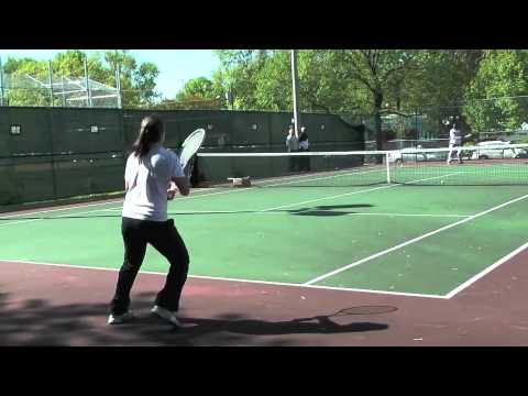 Lauren Tracy - College Tennis Recruiting Video