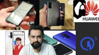 TN247 Redmi Note 10 Sept, Poco SD765G, Huawei No Android Update, iQOO 5 50Mp, QC5,  Mate 40pro price