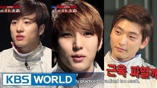 Let's Go! Dream Team Ii | 출발드림팀 Ii : Fencing Special (2015.01.15)