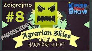 Modirani Skyblock: Agrarian Skies -Mob Spawner!!!- Part 8-