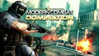 MODERN COMBAT: DOMINATION - 1st game online