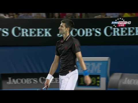 Australian Open 2012 Final Djokovic vs Nadal highlights 1080p