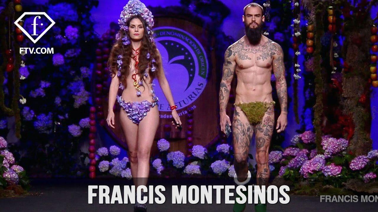 Madrid Fashion Week Fall/WInter 2017-18 - Francis Montesinos | FashionTV