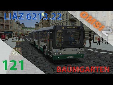 [OMSI 2] Episode n°121 : Ligne 14 en Liaz 6213.22 | Baümgarten