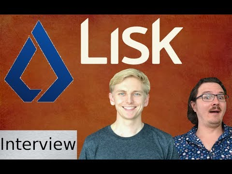 Lisk Rebranded Interview - Solid Vision, Great Future