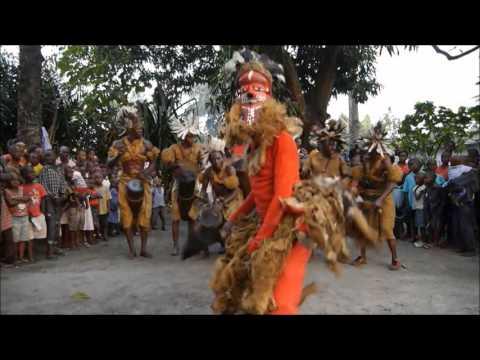 Pende Dance Troupe 3 from Congo Kinshasa