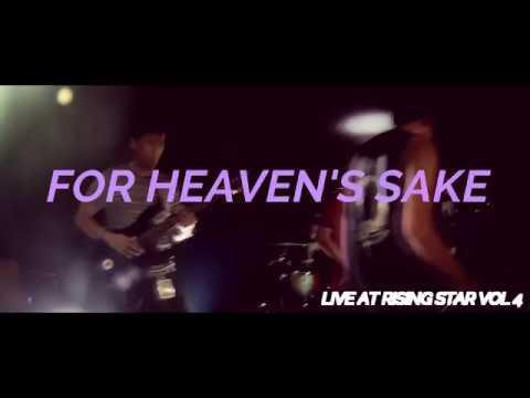 For Heaven's Sake Live At Rising Star Vol 4 (Fullset)