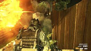 Russia Invades USA - Call of Duty Modern Warfare 2 Remastered