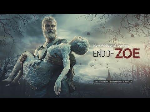 Стрим RESIDENT EVIL 7: End of Zoe