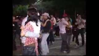 Baile por la noche   7 Oct 2014 Fiestas del Saucillo Jalisco PARTE 2  DE  2