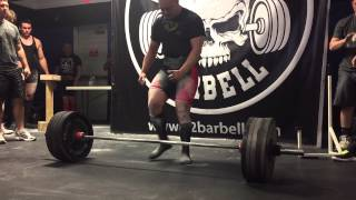 22nd Street Barbell Athlete: Chris Lo. 2015 SPF Pro/Am Powerlifting Meet