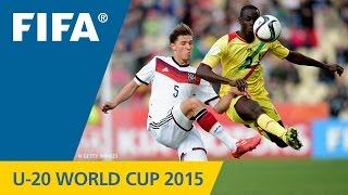 Mali v. Germany - Match Highlights FIFA U-20 World Cup New Zealand 2015