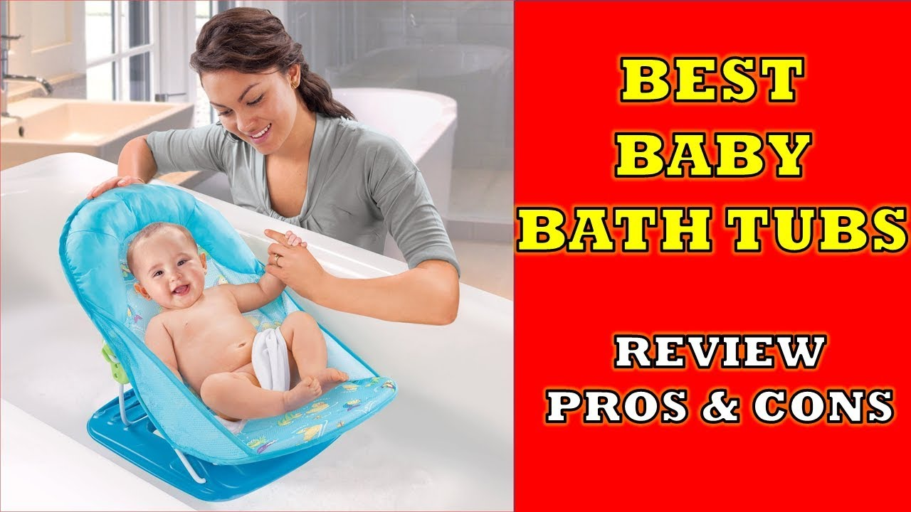Best Baby Bath Tubs & Kid Bathers to Buy Online - Full Review - YouTube