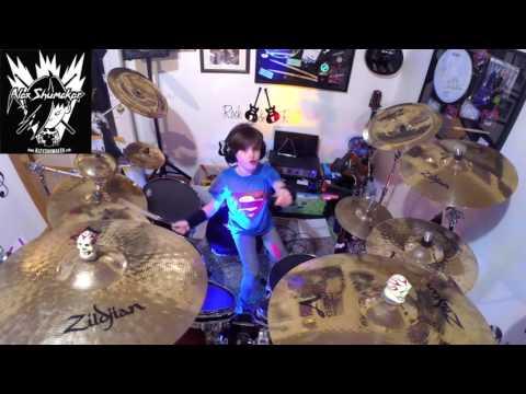 Alex Shumaker Drum Cover