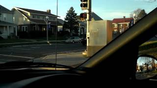 Kirksville MO drive around #1