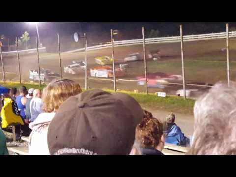 Hadden Racing Hummingbird Speedway 06/24/17